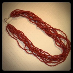 Silpada - 10 strand choker necklace!